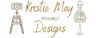 Kristie May Designs Logo